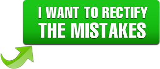 I want to Rectify the Mistakes